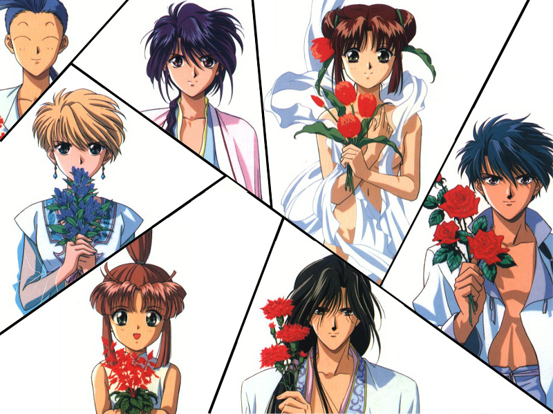 Anime romance shojo